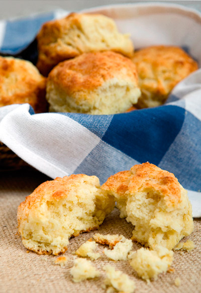 The Best Buttermilk Biscuits. Ever.