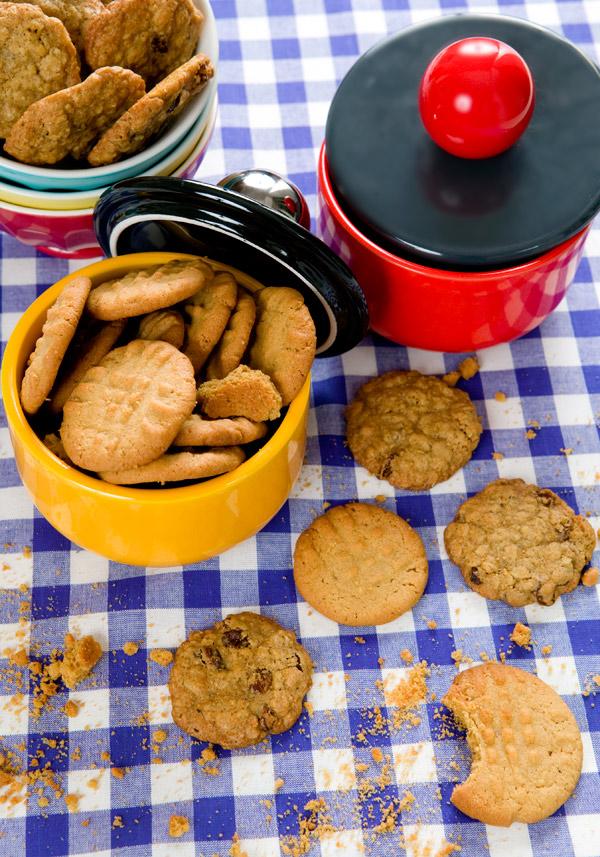 Cookies, cookies and more cookies!