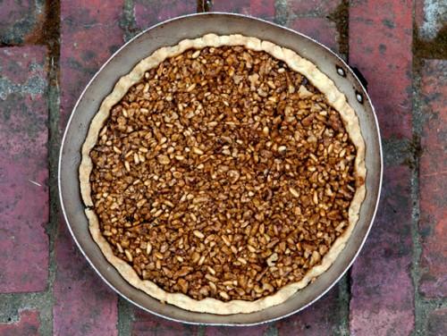 """Maple and """"Pecan"""" Pie"""