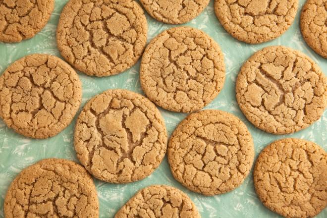 Biscotti speziati al Chai
