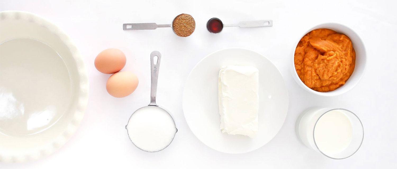 Ingredienti - Un\'americana in cucina